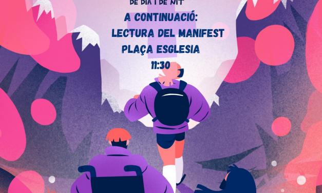 Passejada Feminista a Vallromanes