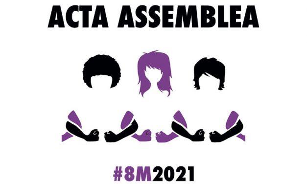 Acta III assemblea general 8M2021 24/02/2021