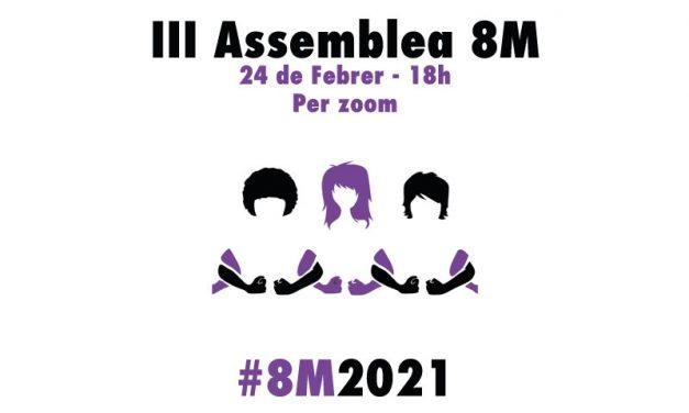 III Assemblea 8M